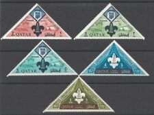 1965 Qatar Boy Scouts oil triangle