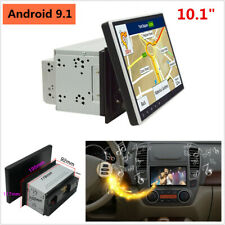 "Android 9.1 Double 2Din 10.1""Car Stereo Radio GPS Navigation WiFi 3G/4G OBD TPMS"