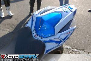 Suzuki GSXR 1000 09 - 16 GSXR1000 Rear Number Board Motografix 3D Gel Protector