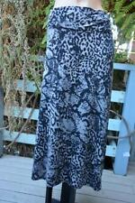 Animal Print Regular Machine Washable Maxi Skirts for Women