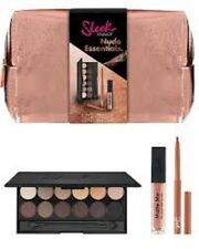 Sleek Makeup Lip Pencil and Lipstick Eye Shadow Palette