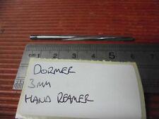 3.00 mm à 3.98 mm H7 Straight Shank Main Alésoir sélectionnez la taille
