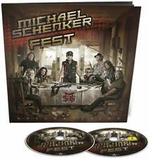MICHAEL SCHENKER FEST Resurrection (2018) Limited CD + DVD Earbook NEW/SEALED