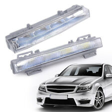 2x Daytime Running Light DRL Fog Lamp For Mercedes W166 ML350 ML400 X204 GLK350