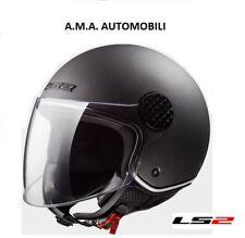 CASCO LS2 OF558 SPHERE LUX MATT TITANIUM TITANIO MOTO/SCOOTER LEGGI DESCRIZIONE!