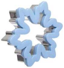 Wilton Three-piece Metal Joy Cookie Cutter Set Assorted Colours - Red Green S