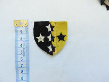 Original Military WW2 Home Command R.A.S.C Cloth Formation Shield Badge (4676)