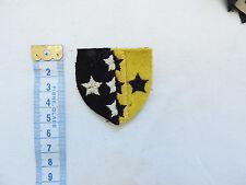 Original Military WW2 Home Command R.A.S.C Cloth Formation Shield Badge (4676)
