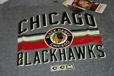 NHL Chicago Blackhawks CCM T Shirt Small