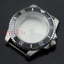 Watch replacement bezel 40mm case ETA 2836,DG2813/3804,Miyota 82 Series A508-06