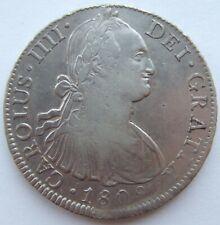 Mexico 8 Real 1808 IN fine/Very fine Rarely