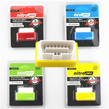 NITRO OBD2 OBD PETROL PERFORMANCE CHIP TUNING BOX FOR CAR PLUG DRIVE UK STOCK