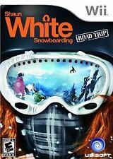 Nintendo Wii : Shaun White Snowboarding Road Trip VideoGames