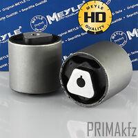 2x MEYLE HD 314 610 0000/HD Querlenker Lager Verstärkt BMW E81 E90 E91 E60 E61