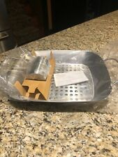 New listing Pampered Chef Bbq Roasting Pan and Can Holder