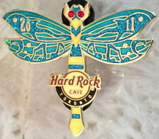 Hard Rock Cafe TORONTO 2011 DRAGONFLY GUITAR Series PIN LE 300 - HRC #61409