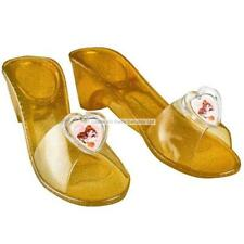 Disney Belle Dress up Jelly Shoes One Size