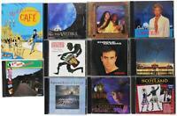 LOT Of 10 WORLD CDs + 1 CD BOX SET Intl Music Latin African Scottish Irish Etc
