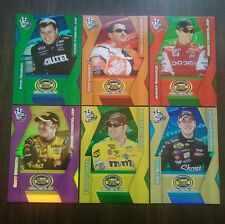 Nascar PressPass 2005 Chase for the Nextel Cup Lot (6) Blaster Inserts