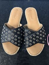corso como Slide Sandals Leather 7