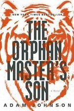 The Orphan Master's Son by Adam Johnson (2012, Hardcover)