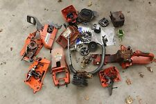 Husqvarna 394 395 chainsaw rebuild offer