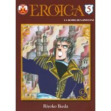 EROICA 5 - MANGA MAGIC PRESS - NUOVO