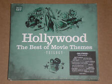 HOLLYWOOD - THE BEST OF MOVIE THEMES (STAR WARS, VANGELIS, MORRICONE) - BOX 3 CD