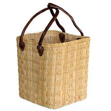 Square Bottle Gift Bag Storage Spanish Market Shopping Bag Wine Carrier Picnic