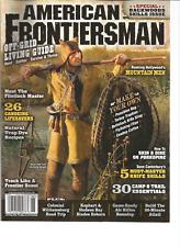 AMERICAN FRONTIERSMAN Magazine #198 SUMMER 2017.