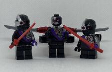 NEW LEGO Nindroid Warriors Set Legacy GENUINE Minifigure 40374 Lot Mini Figure