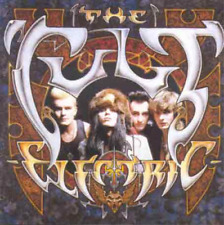 The Cult-Electric (UK IMPORT) CD NEW