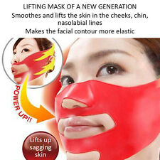 Anti Wrinkle Lift V Face Line Slim Slimming Up Cheek Mask Strap NEW GENERATION
