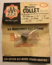 Octura Flywheel Collet For OS 40 Shaft Fits 15,30,60 Flywheels New In Package