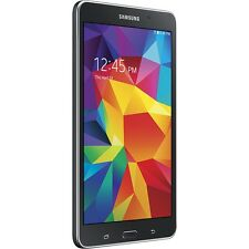 "Samsung SM-T230NYKAXAR Galaxy Tab 4 7"" Tablet 8GB, WiFi 7"" Quad Core Wi-Fi Black"