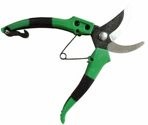 Bypass Pruner Secateurs Pruning shears Garden Flower Plant Cutter Tool Quality
