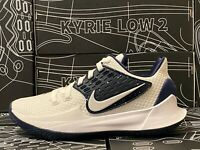 Nike Kyrie Low 2 TB PROMO White College Navy CN9827-110 Mens Sneakers Double box