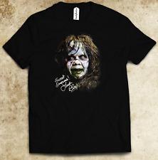 The Exorcist Ghost T-Shirt- Horror Retro Vintage Classics Present Gift Halloween