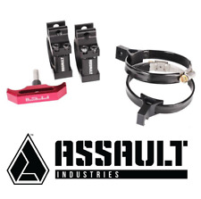 "Assault Industries Multipurpose Quick Release Universal 1.875"" Cage Clamp Kit"