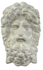 Poseidon Mythological Garden Wall Art Decor Sculpture Mask by Orlandi Fs017
