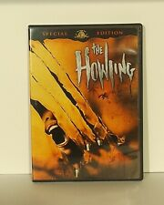 The Howling (DVD, 2003, Special Edition, Canadian) mint disc with INSERT