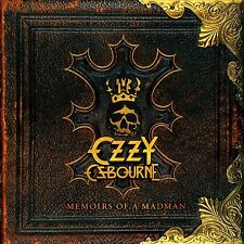 OZZY OSBOURNE - MEMOIRS OF A MADMAN - 17 REMASTERED CLASSICS: CD ALBUM (2014)