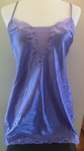 Short, Lacey & silky purple Victoria Secret lingerie size medium