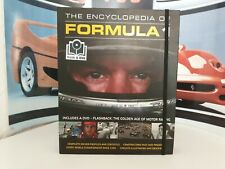 PARAGON - THE ENCYLOPEDIA OF FORMULA ONE - BOOK & DVD SET  - S34371