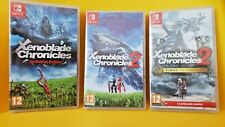 NINTENDO SWITCH LOT 3 JEUX XENOBLADE CHRONICLES 2 TORNA RPG Scellés NEUF RARE