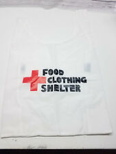 New Baggu Reusable Bag White Food Shelter Clothing Shopping