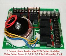 hot tub spa JNJ Mesda Kingston High Voltage Relay Power Board 3 pump 6kw Power