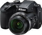 Nikon Fotocamera digitale compatta 16 Mpx Zoom 40x Video WiFi Nero CoolPix B500