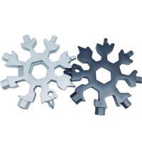 18 in 1 Multi-Tool Edelstahl Schneeschneide Flachkopfschraubendreher Werkzeug