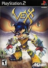 Vexx (Sony PlayStation 2, 2003) - European Version pre-owned
